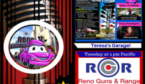 RAdio post with RenoGunsRange