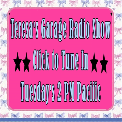 Teresa's Garage Radio Show Link