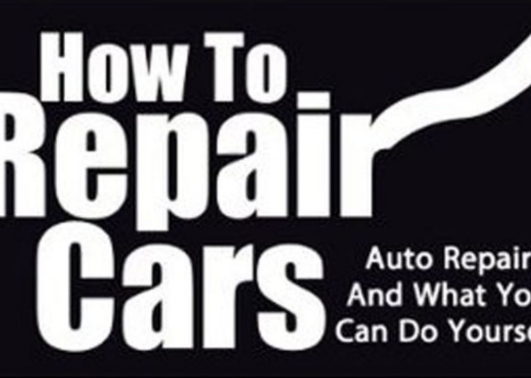 How To Repair Cars