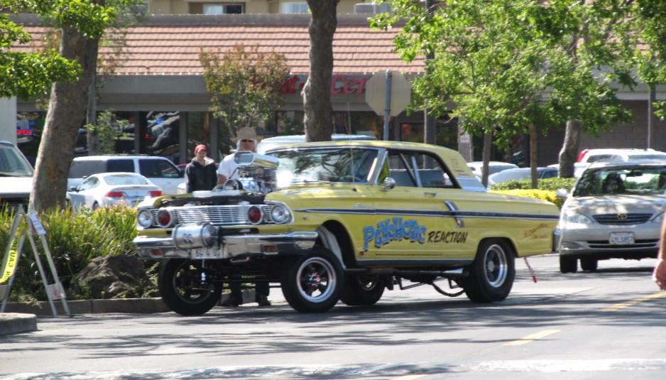 American Graffiti Car Show Petaluma