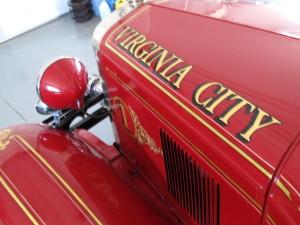 1929 Fire Truck