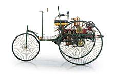 BenzPatent-Motorwagen