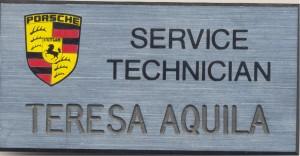 Teresa Porsche ID 001