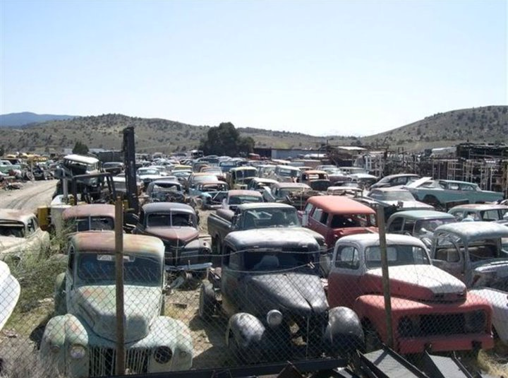 Pick N Pull A Part Junk Yards