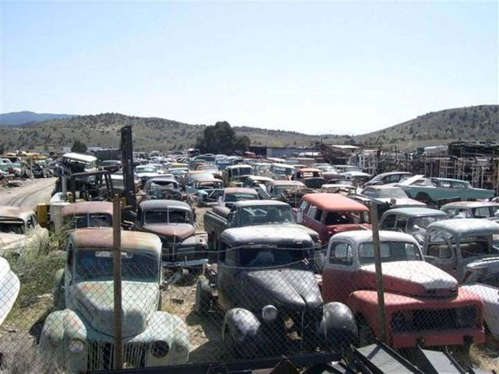 Cars For Sale Salvage Yards