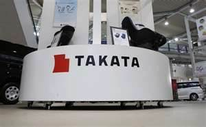 Takata air bags