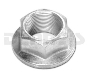 rear axle pinion nut