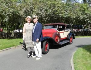 Bob and Kim Gardner