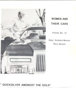 Women with cars 001