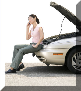 women talking car-repair1