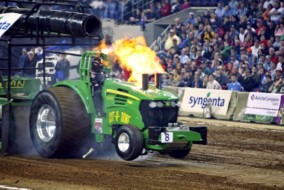 Tractor Pulling News