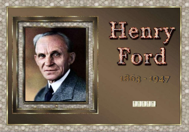 risk taking of henry ford (1 point) persistence high energy level self confident ambiguous 3 what was henry ford's problem as an entrepreneur (1 point) lack career explortion help (earn 10points best answer) - help soon not enough risk-taking 4 typically, entrepreneurs are more successful in.