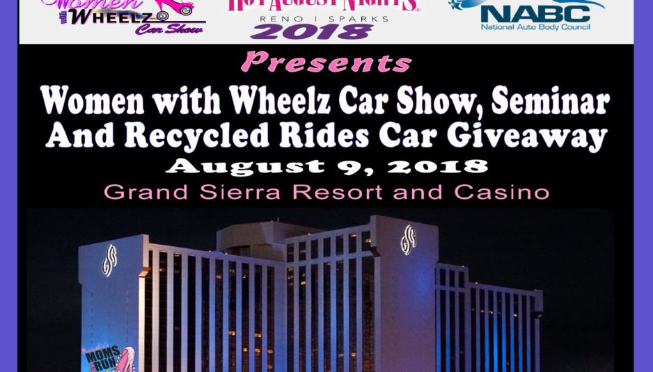 Women With Wheelz Is Coming To Hot August Nights Teresas Garagecom - Reno nevada car show 2018