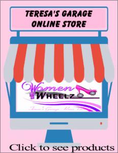 Teresa's Garage Online Store